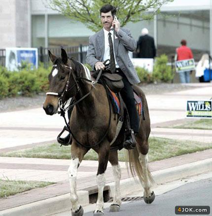 صرفه جویی در بنزین با اسب