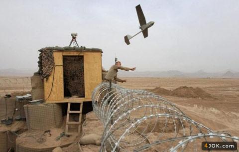 امکانات جالب صنعت نظامی هوایی
