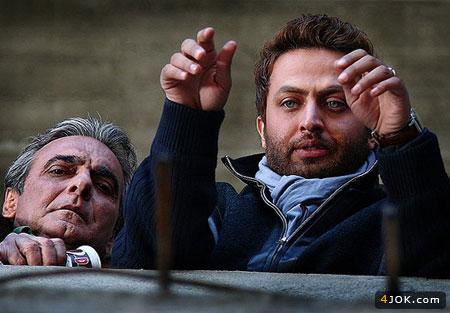 مصطفی زمانی در فیلم آل ، ارمنستان