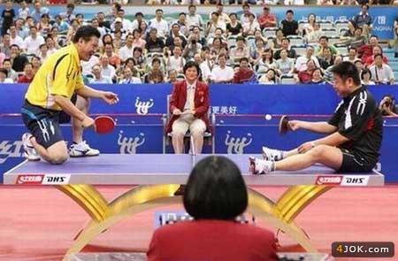 پینگ پنگ نمایشی
