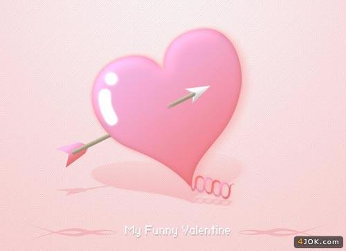 ولنتاین قلب