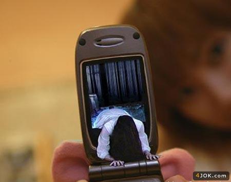 موبایل ترسناک