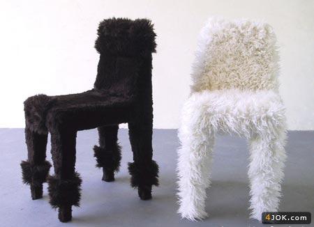 ایده جالبی برای روکش صندلی