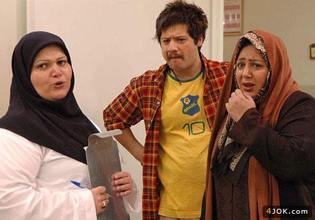 هنرنمایی علی صادقی در فیلم کیش و مات
