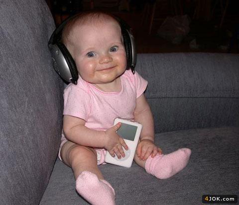 بچه : مامان اینا دارن فحش باحال میدن تو موزیک !
