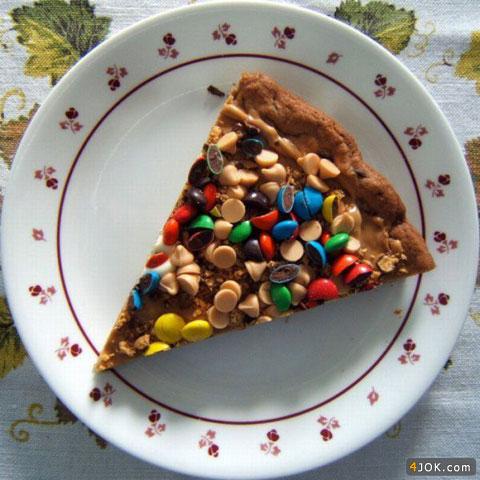 جدیدترین مدل پیتزا جهت ترک بچه ها از سوسیس و کالباس !